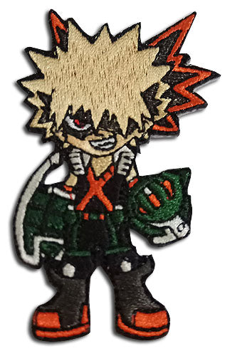 MY HERO ACADEMIA - SD BAKUGO PATCH