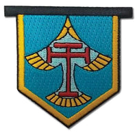 FREE! - IWATOBI SCHOOL EMBLEM PATCH