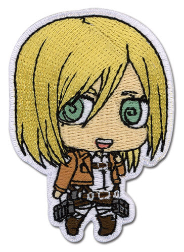 ATTACK ON TITAN - CHRISTA SD PATCH