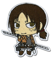 ATTACK ON TITAN - YMIR SD PATCH
