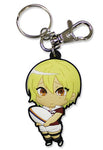 ALL OUT!! - IWASHIMIZU PVC KEYCHAIN