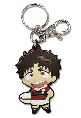 ALL OUT!! - GION PVC KEYCHAIN