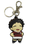 ALL OUT!! - HACHIOJI PVC KEYCHAIN