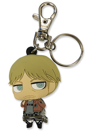 ATTACK ON TITAN S2 - SD MIKE PVC KEYCHAIN