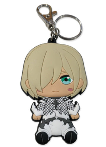 "YURI ON ICE!!! - SD YURIO 3"" PVC KEYCHAIN"