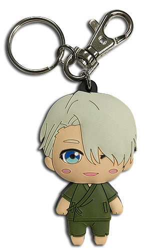 YURI ON ICE!!! - SD CASUAL VICTOR PVC KEYCHAIN