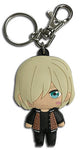 YURI ON ICE!!! - SD CASUAL YURI PVC KEYCHAIN