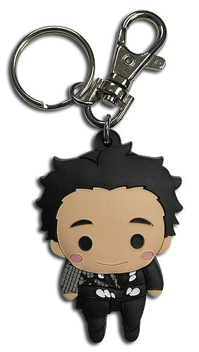 YURI ON ICE!!! - SD PINCHED YURI PVC KEYCHAIN
