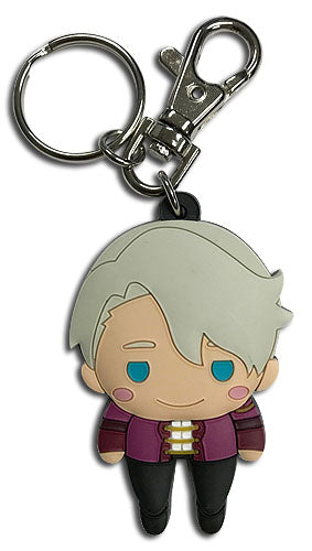 YURI ON ICE!!! - SD PINCHED VICTOR PVC KEYCHAIN