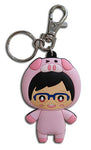 YURI ON ICE!!! - SD YURI PIG PAJAMA PVC KEYCHAIN