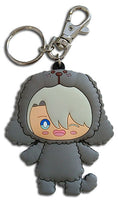 YURI ON ICE!!! - SD VICTOR DOG PAJAMAS PVC KEYCHAIN