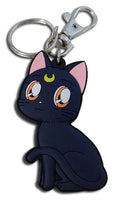 SAILOR MOON S - LUNA PVC KEYCHAIN