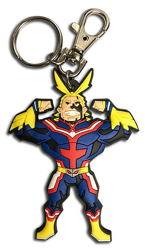 MY HERO ACADEMIA - SD ALL MIGHT PVC KEYCHAIN