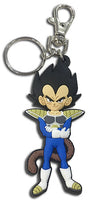 DRAGON BALL SUPER BROLY - VEGETA KID PVC KEYCHAIN