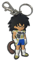 DRAGON BALL SUPER BROLY - BROLY KID PVC KEYCHAIN