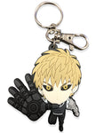 ONE PUNCH MAN S2 - SD GENOS PVC KEYCHAIN