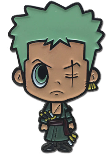 ONE PIECE - G-FRIENDS ZORO ENAMEL PIN