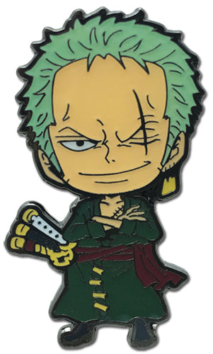 ONE PIECE - FISHMAN ISLAND SD ZORO ENAMEL PIN