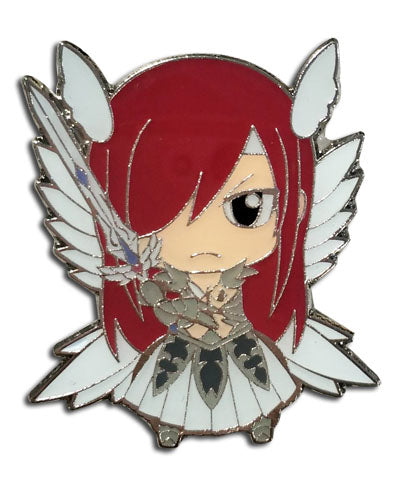 FAIRY TAIL - SD ERZA PIN