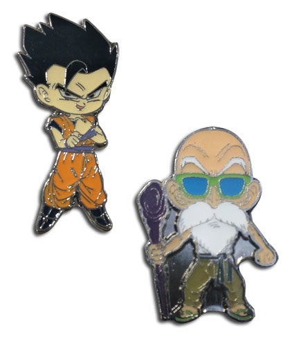 DRAGON BALL SUPER - KAMESSENIN AND GOHAN ENAMEL PIN SET
