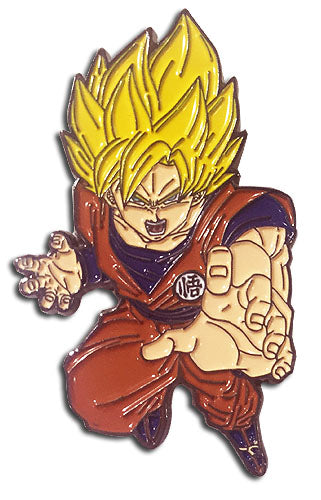DRAGON BALL SUPER - SS GOKU PIN