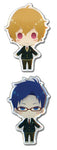 FREE! - SD REI & NAGISA PIN SET