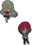 THE SEVEN DEADLY SINS - ELIZABETH & GOWTHER PINS