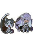 RE:ZERO - EMILIA & PACK PINS #2
