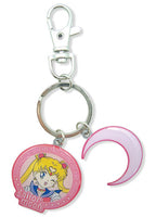 SAILORMOON SAILOR MOON METAL KEYCHAIN
