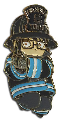 FIRE FORCE - TAKEHISA PIN