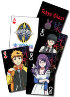 TOKYO GHOUL - TV SCREENSHOTS PLAYING CARDS