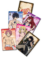 FAIRY TAIL S2 - GROUP PLAYING CARDS