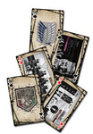 ATTACK ON TITAN - EYE CATCH ARTWORK GROUP PLAYING CARDS