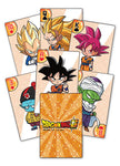 DRAGON BALL SUPER - SD GROUP PLAYING CARDS