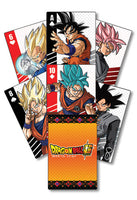 DRAGON BALL SUPER - CHARACTERS GROUP PLAYING CARDS
