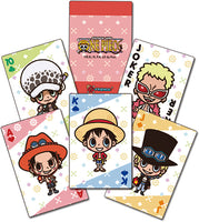 ONE PIECE - G-FRIENDS GROUP PLAYING CARDS