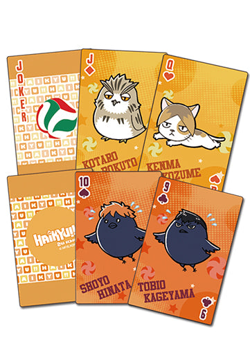 HAIKYU!! S2 - SD BIG GROUP PLAYING CARDS