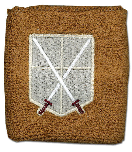 ATTACK ON TITAN - CADET CORPS EMBLEM WRISTBAND