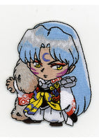 INUYASHA SESSHOMORU PATCH