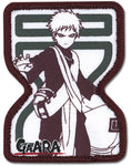 NARUTO GAARA SAND VILLAGE PATCH