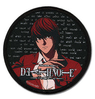 DEATH NOTE LIGHT PATCH