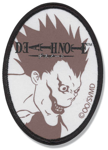DEATH NOTE RYUK PATCH