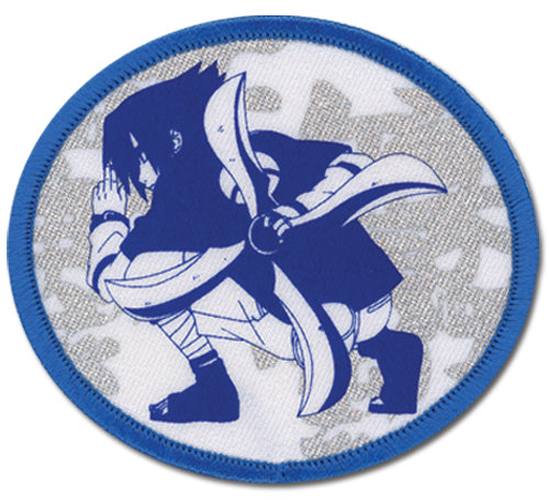 NARUTO SASUKE FIGHTING STAND PATCH