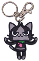AIROU FROM THE MONSTER HUNTER - MEROROU PVC KEYCHAIN