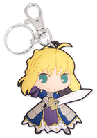 FATE/STAY NIGHT - SABER SD PVC KEYCHAIN