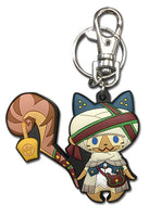 MONSTER HUNTER GENERATIONS - BERUNA PVC KEYCHAIN