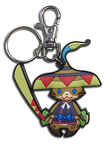 MONSTER HUNTER GENERATIONS - YUKUMO PVC KEYCHAIN