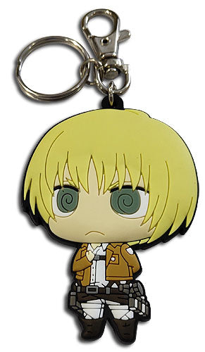 ATTACK ON TITAN - SD ARMIN DEDICATE STANCE PVC KEYCHAIN