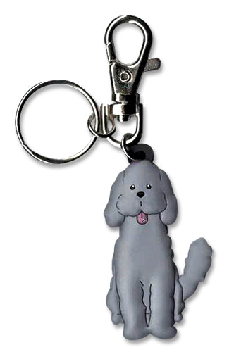 YURI ON ICE!!! - MAKKACHIN POSE 2 PVC KEYCHAIN