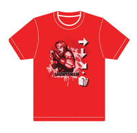 SUPER STREET FIGHTER KEN SHORYUKEN ADULT SHIRT